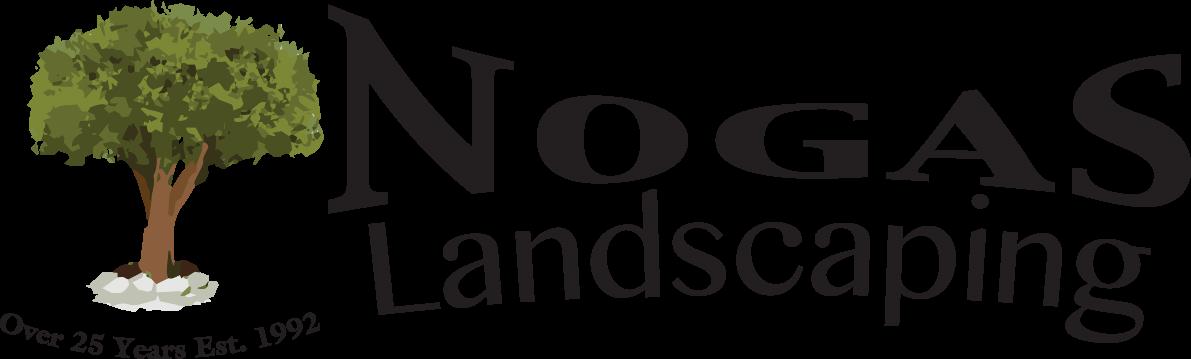 Nogas Landscaping logo
