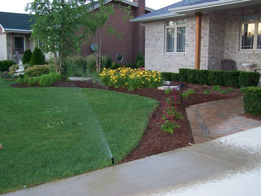 Nogas Landscaping- Sod Install