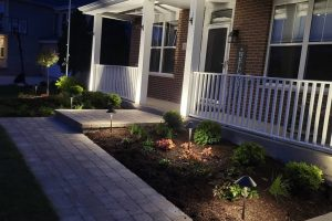 Nogas Landscaping- Lighting